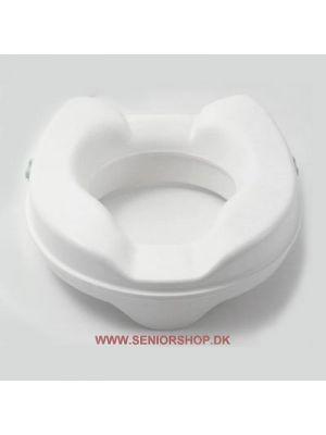 Toiletforhøjer uden låg, 15 cm